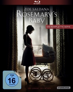 "Das Blu-ray-Cover von ""Rosemary's Baby"" (© StudioCanal)"