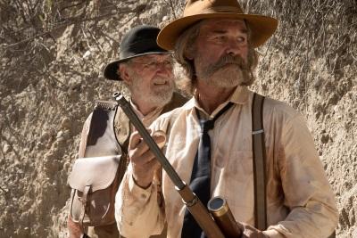 Ein Sheriff und sein Deputy (© Constantin Film)
