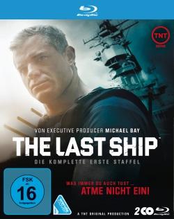 """Das Blu-ray-Cover der ersten Staffel von """"The Last Ship"""" (© Polyband)"""