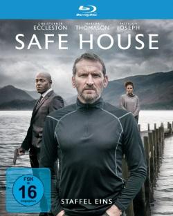 """Das Blu-ray-Cover von der ersten Staffel """"Safe House"""" (© Polyband)"""