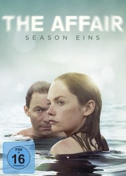 """Das DVD-Cover der ersten Staffel von """"The Affair"""" (© Paramount Pictures HE)"""