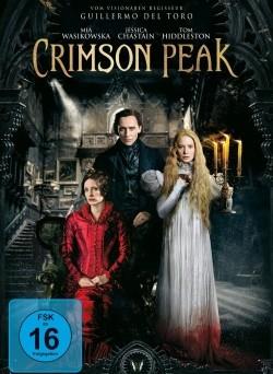 "Das DVD-Cover von ""Crimson Peak"" (© Universal Pictures Germany)"