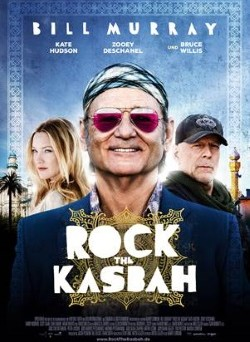 "Das Kino-Plakat von ""Rock the Kasbah"" (© Tobis Film)"