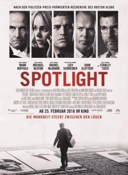"""Das Teaser-Plakat von """"Spotlight"""" (© Paramount Pictures)"""