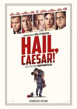 """Das Kino-Plakat von """"Hail, Caesar!"""" (© Universal Pictures Germany)"""