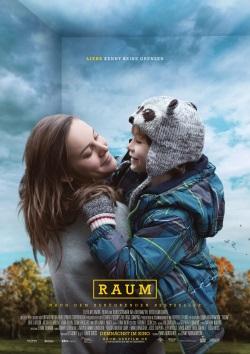 """Das Kino-Plakat von """"Raum"""" (© Universal Pictures Germany)"""