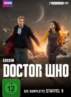 """Das Cover der neunten Staffel von """"Doctor Who"""" (© Polyband)"""