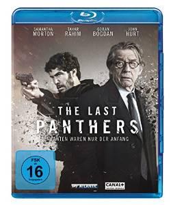 """Das Blu-ray-Cover der ersten Staffel von """"The Last Panthers"""" (© Universal Pictures)"""