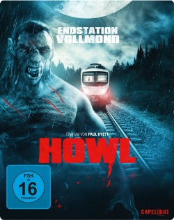 "Das Blu-ray-Cover von ""Howl"" (© Capelight Pictures)"