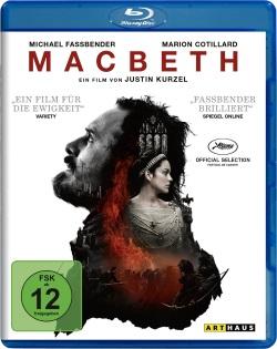 "Das Blu-ray-Cover von ""Macbeth"" (© StudioCanal)"