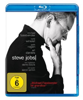 "Das Blu-ray-Cover von ""Steve Jobs"" (© Universal Pictures)"