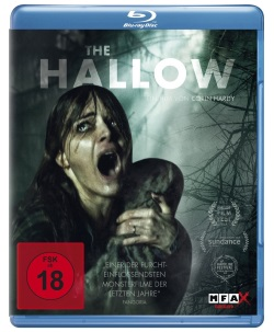 "Das Blu-ray-Cover von ""The Hallow"" (© MFA Film)"