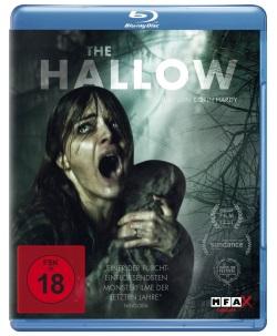 """Das Blu-ray-Cover von """"The Hallow"""" (© MFA Film)"""