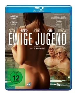 """Das Blu-ray-Cover von """"Ewige Jugend"""" (© Universum Film/Wild Bunch Germany)"""