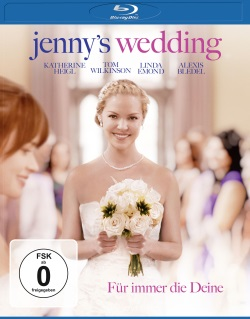 "Das Blu-ray-Cover von ""Jenny's Wedding"" (© Universum Film)"