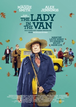 "Das Kino-Plakat von ""The Lady in the Van"" (© Sony Pictures Germany)"