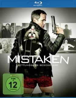 """Das Blu-ray-Cover von """"Mistaken"""" (© Universum Film)"""