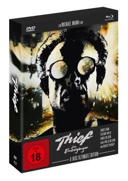Das Artwork der Thief-Box (© OFDb Filmworks)