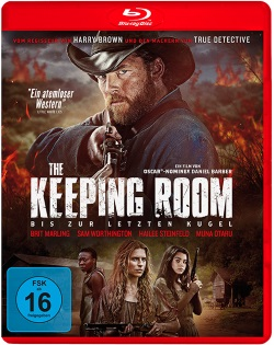 "Das Blu-ray-Cover von ""The Keeping Room"" (© Koch Media)"