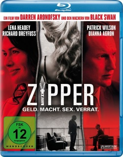 "Das Blu-ray-Cover von ""Zipper"" (© Ascot Elite)"