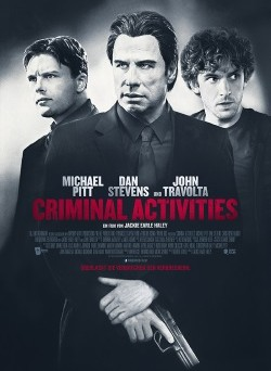"Das Kino-Plakat von ""Criminal Activities"" (©Tiberius Film)"