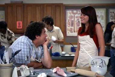 "Jonah Hill und Emma Stone in ""Superbad"" (©Sony Pictures)"