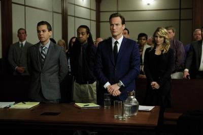 Im Gerichtssaal ist Sam eine feste Größe (© Ascot Elite)