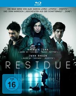 """Das Blu-ray-Cover von """"Residue"""" (© Polyband)"""