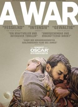 """Das Kino-Plakat von """"A War"""" (© StudioCanal)"""