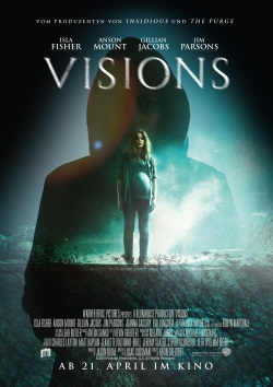 "Das Kino-Plakat von ""Visions"" (© Warner Bros Pictures Germany)"