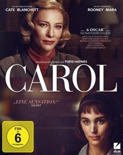 "Das Blu-ray-Cover von ""Carol"" (© DCM)"