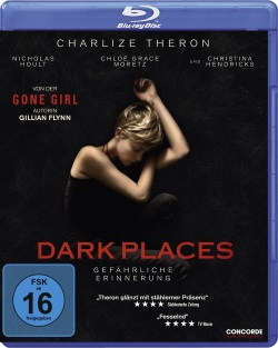 "Das Blu-ray-Cover von ""Dark Places"" (© Concorde Home Entertainment)"