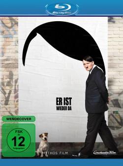 """Das Blu-ray-Cover von """"Er ist wieder da"""" (©Constantin Film)"""