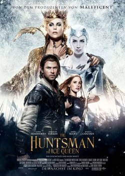 "Das Kino-Plakat von ""The Huntsman & the Ice Queen"" (© Universal Pictures Germany)"