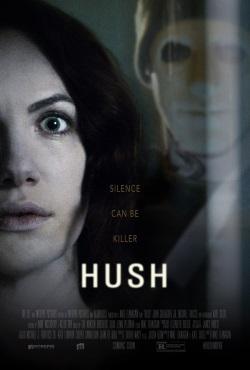 """Das Plakat von """"Hush"""" (© Netflix)"""
