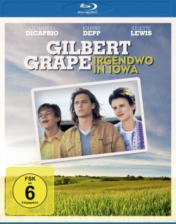"Das Blu-ray-Cover von ""Gilbert Grape - Irgendwo in Iowa"" (© Universum Film)"