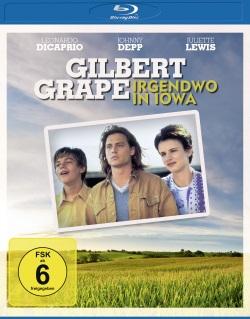 """Das Blu-ray-Cover von """"Gilbert Grape - Irgendwo in Iowa"""" (© Universum Film)"""
