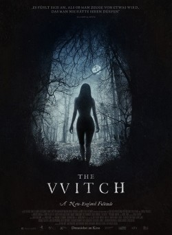"Das Kino-Plakat von ""The Witch"" (© Universal Pictures Germany)"