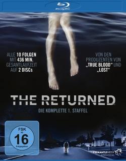 "Das Blu-ray-Cover von ""The Returned"" (© Universum Film)"