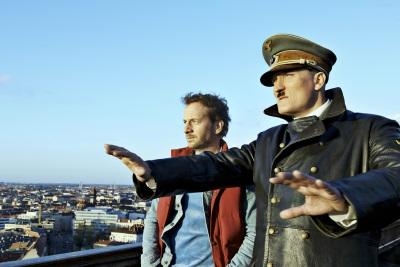 Hitler erklärt Fabian seine Vision (©Constantin Film)