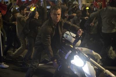 Jason Bourne ist zurück