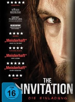 "Das Blu-ray-Cover von ""The Invitation"" (© Pandastorm Pictures)"