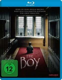 "Das Blu-ray-Cover von ""The Boy"" (© Capelight Pictures)"