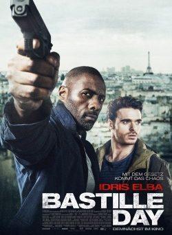 """Das Kino-Plakat von """"Bastille Day"""" (© StudioCanal)"""
