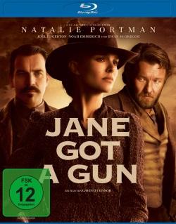 """Das Blu-ray-Cover von """"Jane Got A Gun"""" (© Universum Film)"""