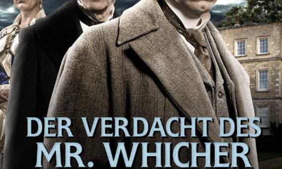 """Das DVD-Cover von """"Der Verdacht des Mr Whicher"""" (© Polyband)"""