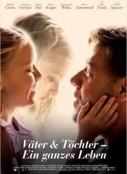 """Das Kino-Plakat von """"Väter und Töchter"""" (© Spot On Distribution)"""