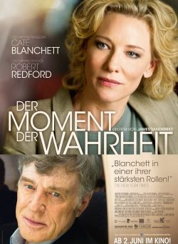 """Das Kino-Plakat von """"Der Moment der Wahrheit"""" (© Universum Film)"""