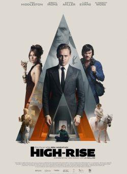 """Das Kino-Plakat von """"High-Rise"""" (© DCM)"""