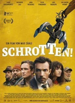 """Das Kino-Plakat von """"Schrotten!"""" (©Port au Prince Pictures)"""